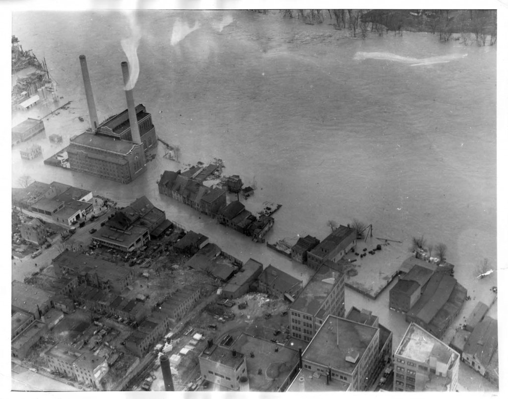 March 19, 1936, Potomac Floods Capital Area