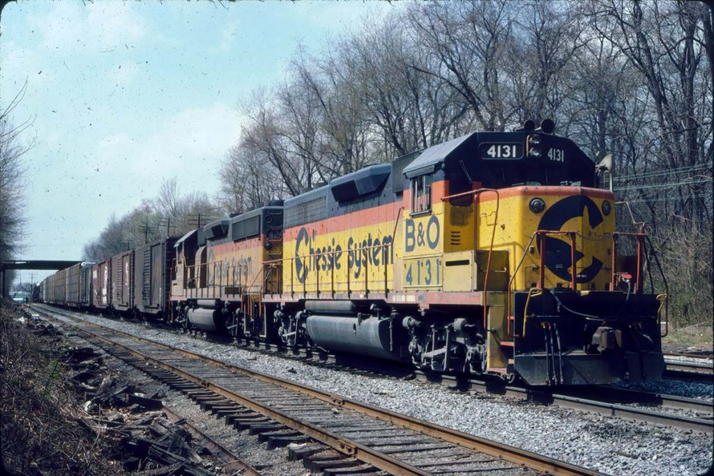 19820416 BO 4131 4248 at Georgetown Jct - Carl Perelman