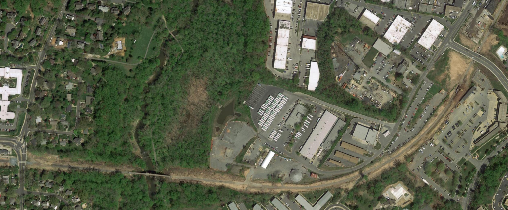 Google Aerial View - Geo. Jct.