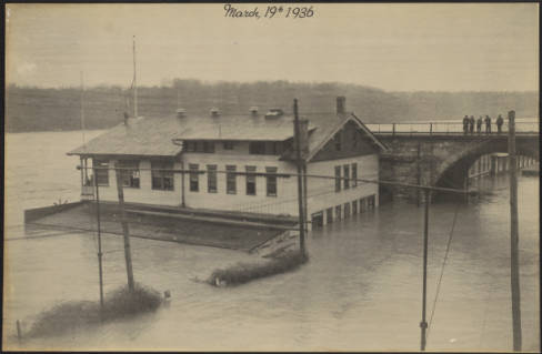 1936 Flooding in Georgetown